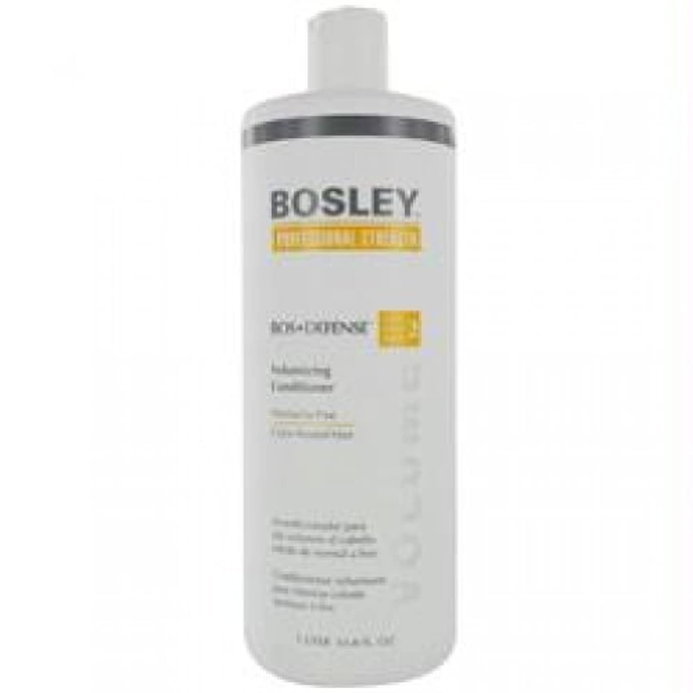 適合しましたピーブ宿命Professional Strength Bos Defense Volumizing Conditioner (For Normal to Fine Color-Treated Hair) - 1000ml/33.8oz