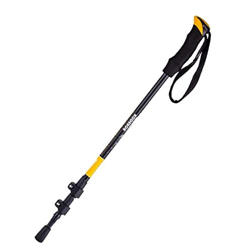 沼地中級広くgazechimp トレッキングポール ステッキ 伸縮杖 調節可能 転倒防止 超軽量 全3色