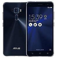ASUS ASUS ZenFone3 5.2 Dual SIM ZE520KL Black 【32GB 国内版 SIMフリー】