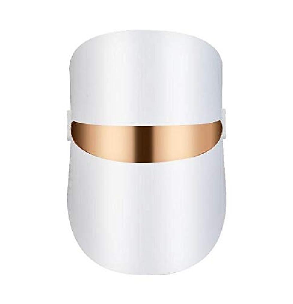 解明プロポーショナル蛇行LEDマスクフェイシャルケアアンチリンクルマシンにきび除去美容スパデバイス肌の若返りホワイトフェイスマスカー