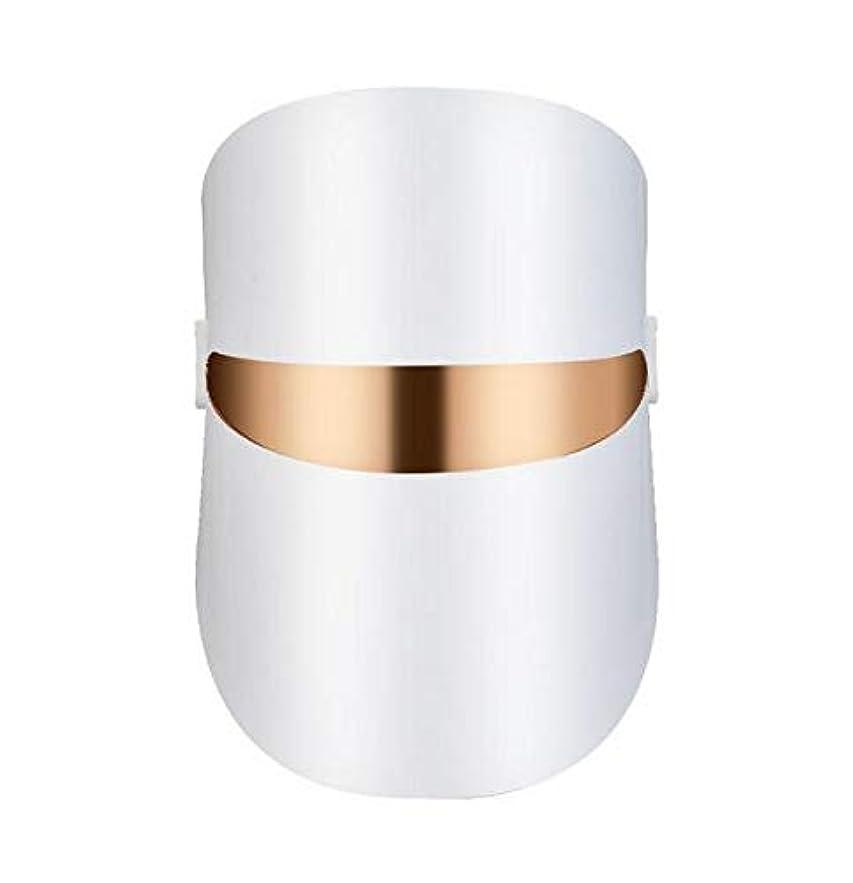 ミュウミュウ講義説教するLEDマスクフェイシャルケアアンチリンクルマシンにきび除去美容スパデバイス肌の若返りホワイトフェイスマスカー
