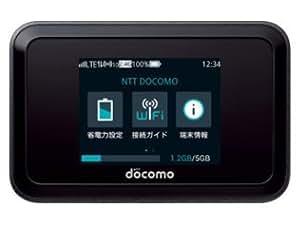 docomo Wi-Fi STATION HW-01H 白ロム