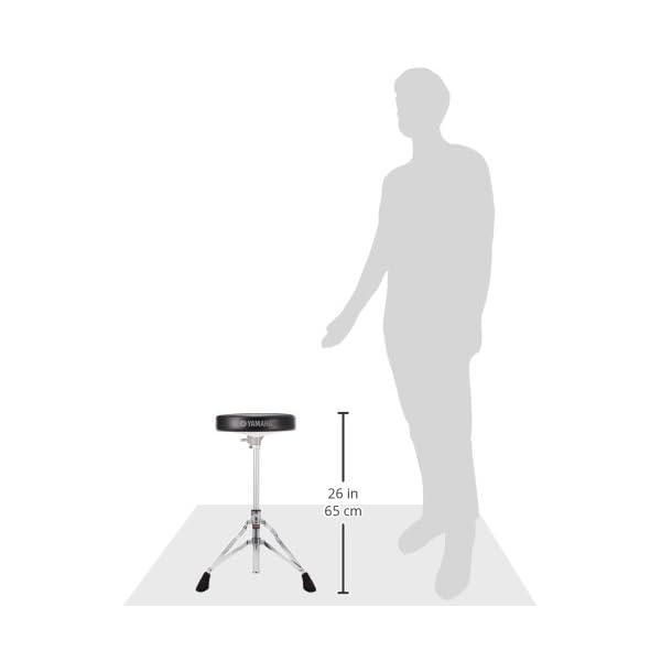 YAMAHA ドラムスツール エントリーモデル...の紹介画像2