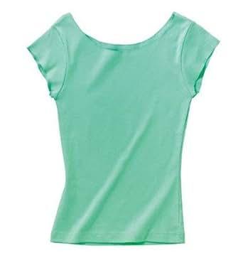(デミムーン) demimoon 半袖 無地 レディース Tシャツ アーミーグリーン S