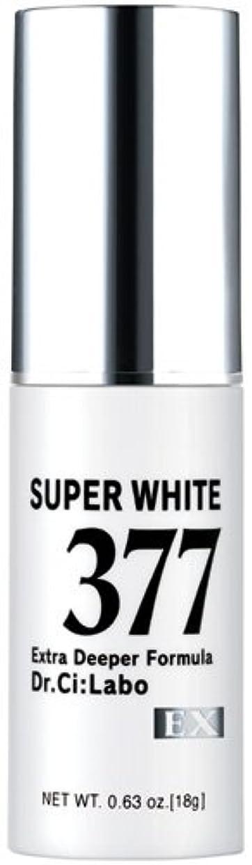 クルーヘビー水銀のドクターシーラボ スーパーホワイト377EX 18g