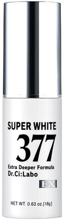聖人究極のアクセスドクターシーラボ スーパーホワイト377EX 18g