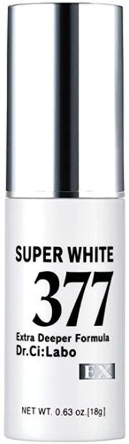 誕生郵便局環境ドクターシーラボ スーパーホワイト377EX 18g
