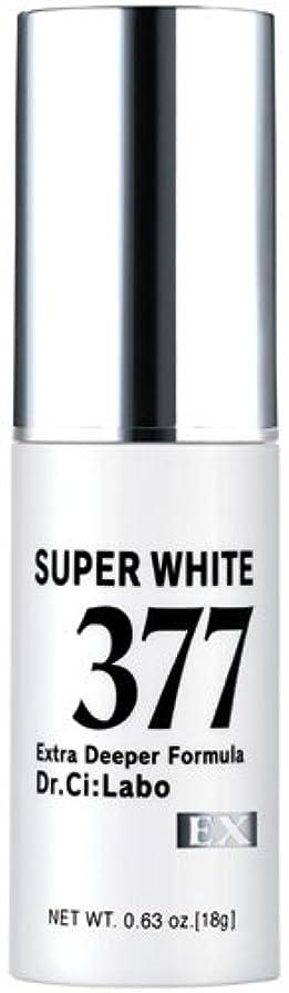 誘惑する数学者メロンドクターシーラボ スーパーホワイト377EX 18g
