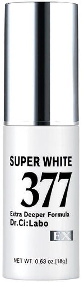 と組むポテト大宇宙ドクターシーラボ スーパーホワイト377EX 18g