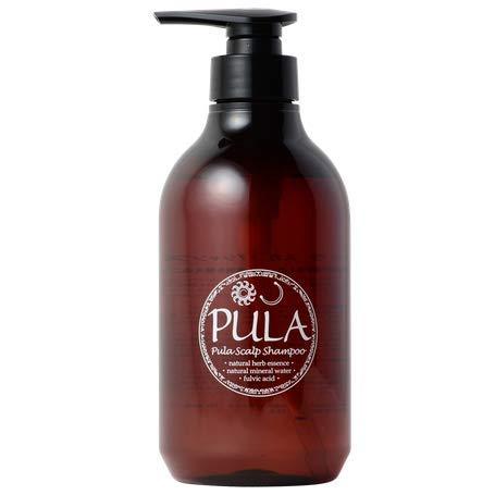 プーラ スカルプ シャンプー 500ml 【 天然フレグランス/頭皮に優しい 】 ヘッドスパ専門店 PULA 自然由来配合