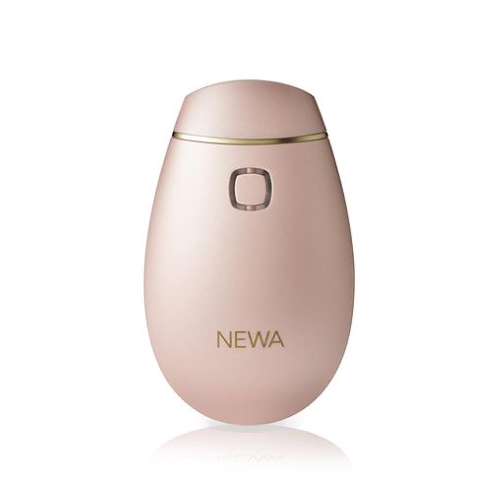 【ひきしめ専用】美顔器 NEWAリフト (パールピンク) ニューアリフト 引きしめ たるみ ほうれい線 美顔器 フェイスライン