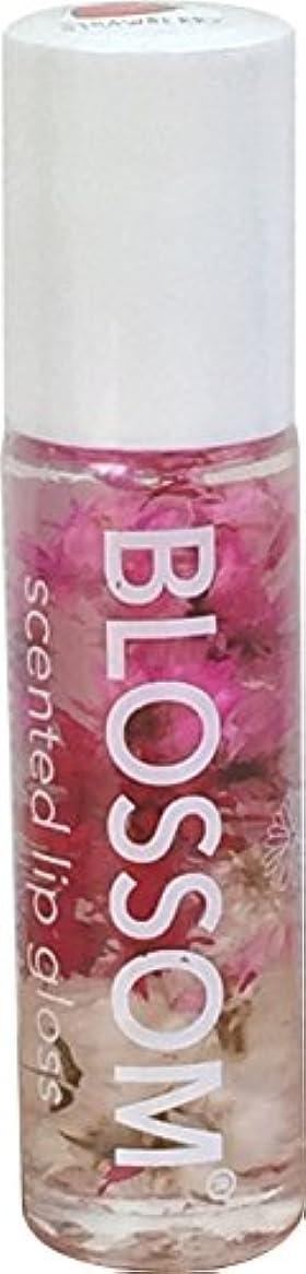 カウボーイプレビュー広げるBlossom リップグロス ストロベリー BLLG1