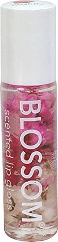 更新する消毒剤行列Blossom リップグロス ストロベリー BLLG1