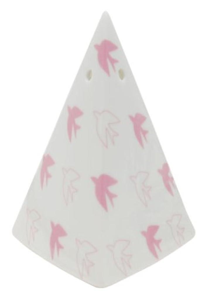 スラッシュグリース創造フリート flapflap 三角ライト ピンク