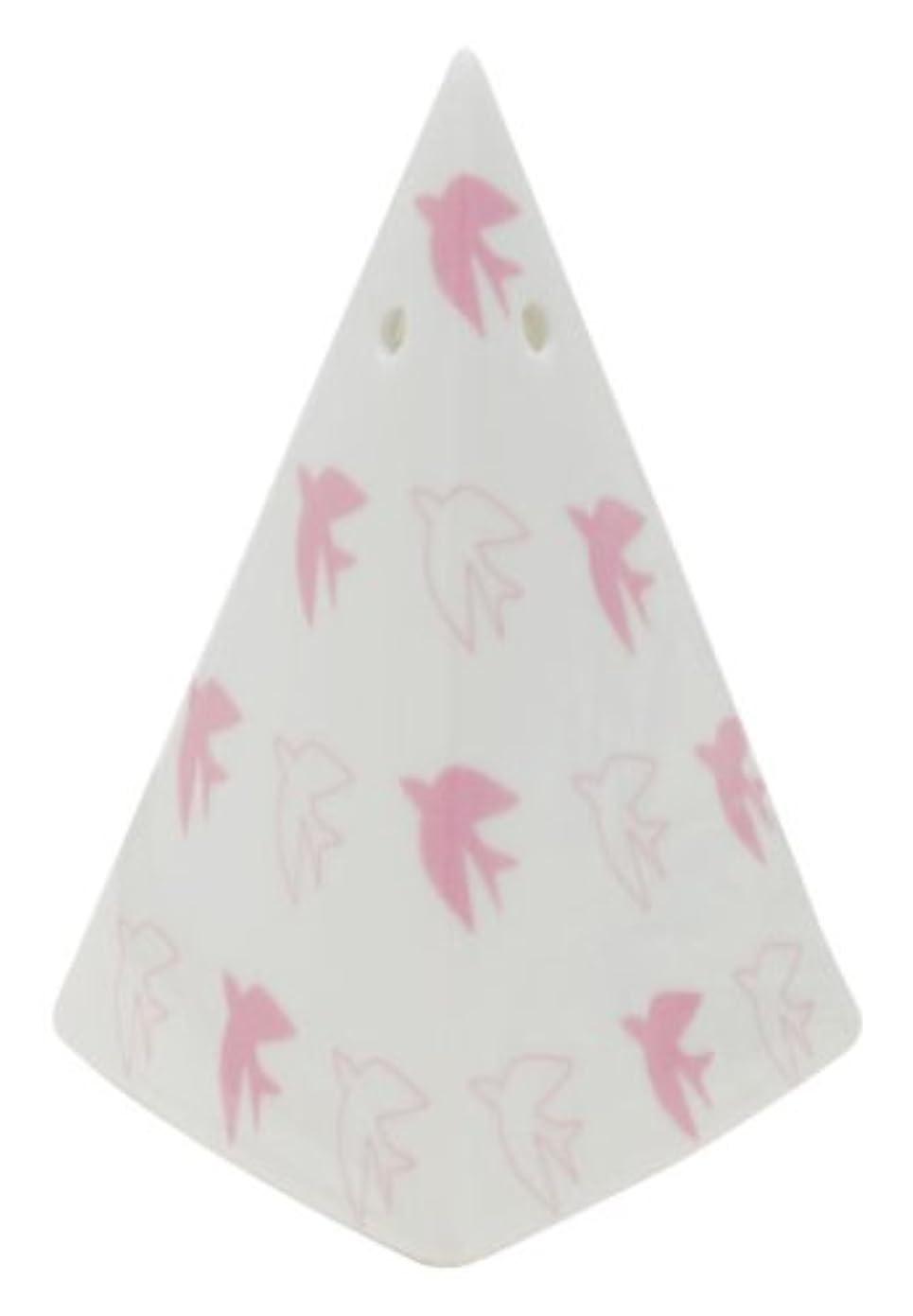 舞い上がるお祝い望ましいフリート flapflap 三角ライト ピンク