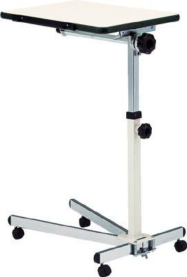 トラスコ ミニテーブル(デスクサイドタイプ)500×350×570~870mm MT-500