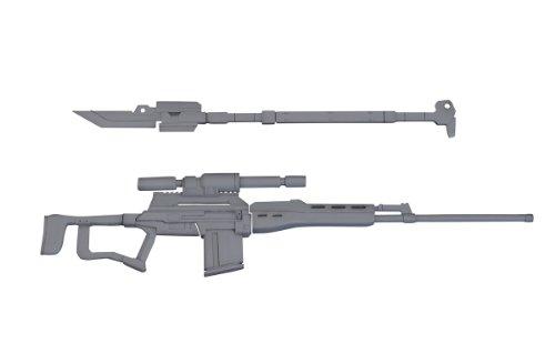 コトブキヤ M.S.G モデリングサポートグッズ ウェポンユニット 薙刀・スナイパーライフル ノンスケール プラモデル用パーツ MW09R