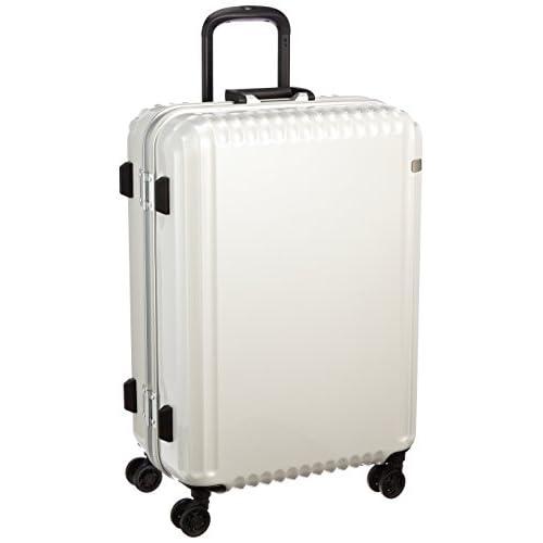 [エース] ace. スーツケース パリセイドF 60cm 61L 4.5kg 05572 06 (ホワイトカーボン)