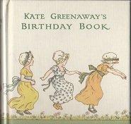 Kate Greenaway Birthday Book (Warne children's classics)