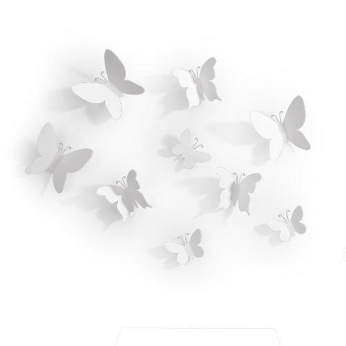 RoomClip商品情報 - Umbra マリポサ ウォールデコ 9pc 2470130-660