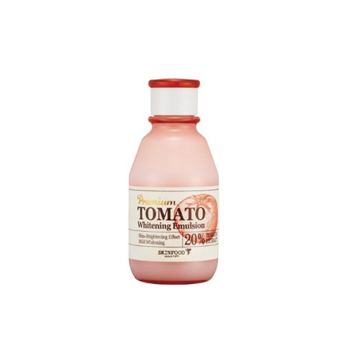 膨らませる長くする炭水化物スキンフード プレミアム トマト ホワイトニングエマルジョン [海外直送品][並行輸入品]
