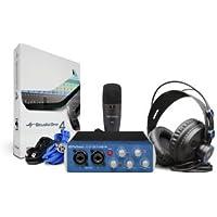 PreSonus DTMセット AudioBox 96 STUDIO
