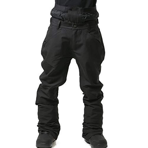 BONFIRE ボンファイアー スノーボード ウェア パンツ M BLACKLINED PANT 18-19モデル メンズ BIMBBLJ BLACK M