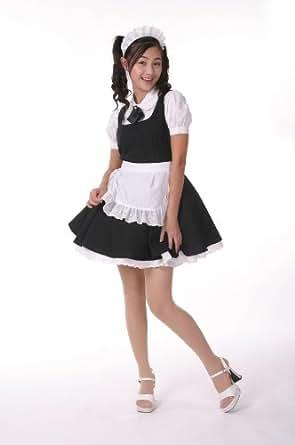 六本木メイド Mサイズ(小倉優子モデル) メイド服