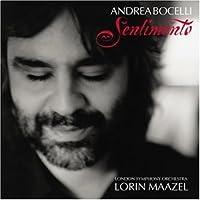 Sentimento by Andrea Bocelli (2002-07-28)