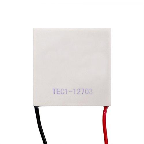 TEC1-12703冷蔵庫熱電冷却器冷却ペルティエプレート1...