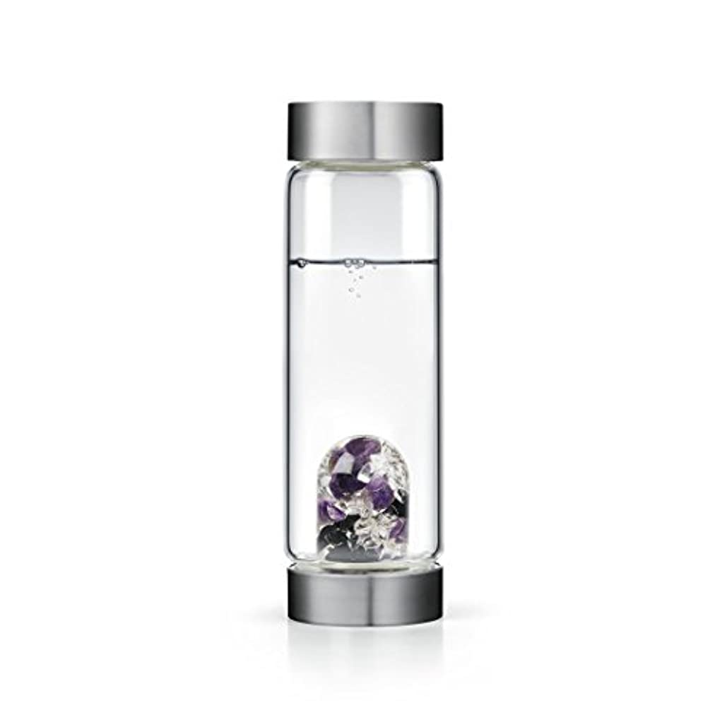傷つける勘違いするタオルGuardian gem-waterボトルby VitaJuwel W / Freeカリフォルニアホワイトセージバンドル 16.9 fl oz