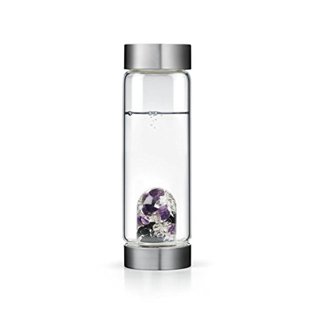 植生アルファベット順打ち上げるGuardian gem-waterボトルby VitaJuwel W / Freeカリフォルニアホワイトセージバンドル 16.9 fl oz