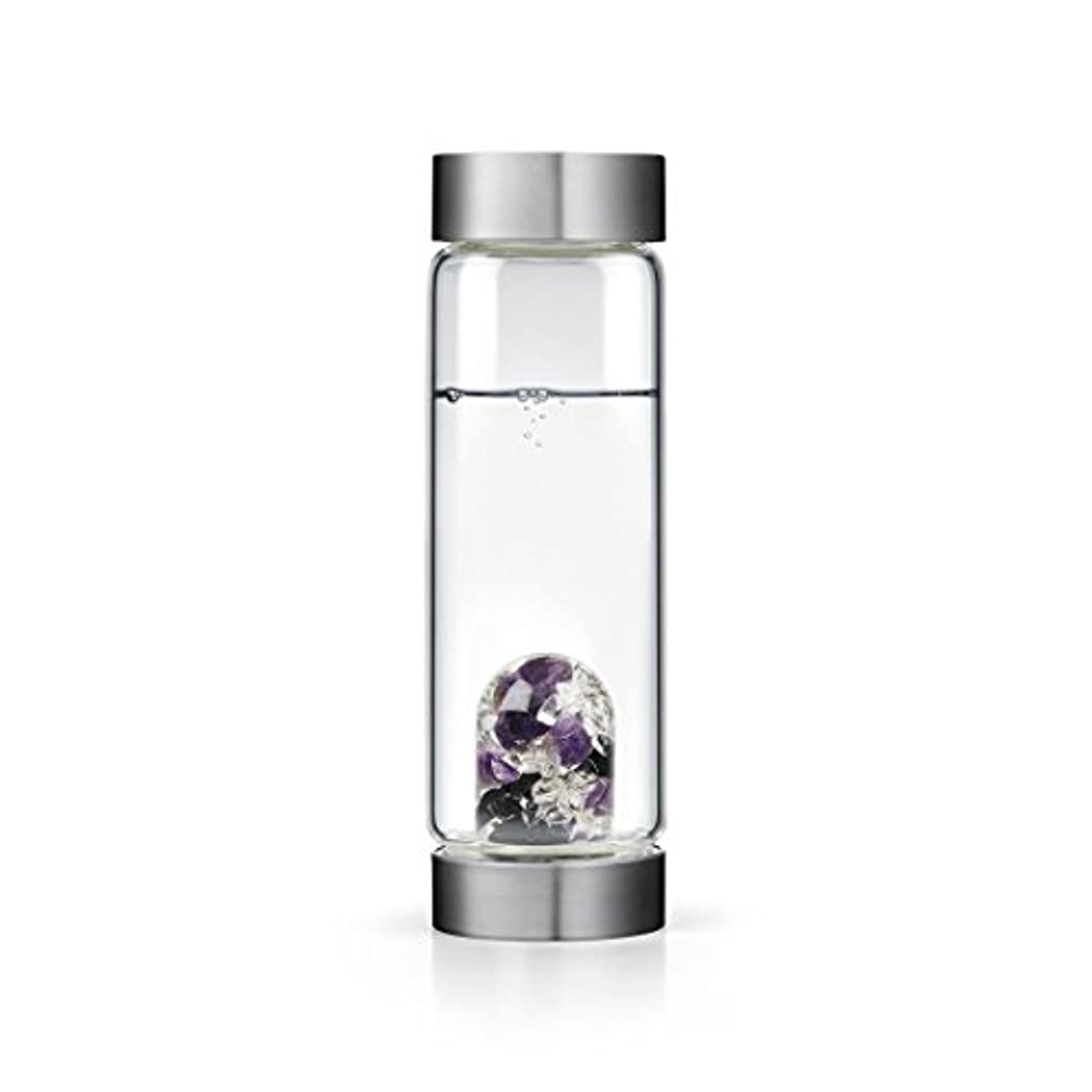 彼らのトーン珍味Guardian gem-waterボトルby VitaJuwel W / Freeカリフォルニアホワイトセージバンドル 16.9 fl oz