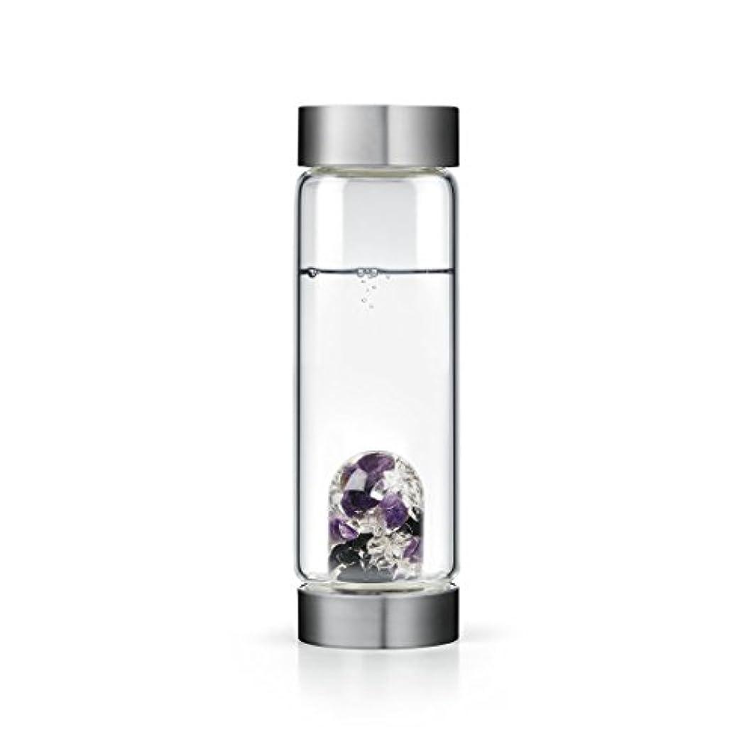 非互換ビーチ部族Guardian gem-waterボトルby VitaJuwel W / Freeカリフォルニアホワイトセージバンドル 16.9 fl oz