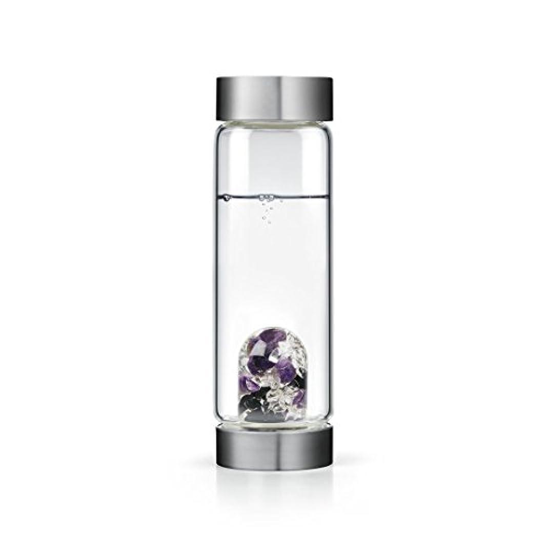 Guardian gem-waterボトルby VitaJuwel W / Freeカリフォルニアホワイトセージバンドル 16.9 fl oz