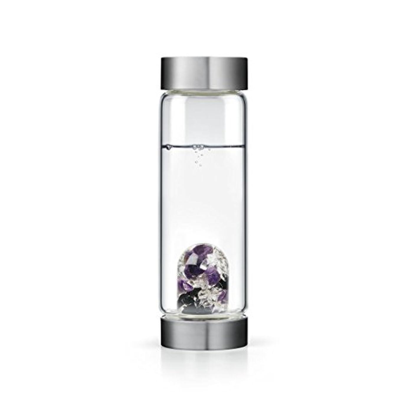 裸コンパニオン方言Guardian gem-waterボトルby VitaJuwel W / Freeカリフォルニアホワイトセージバンドル 16.9 fl oz
