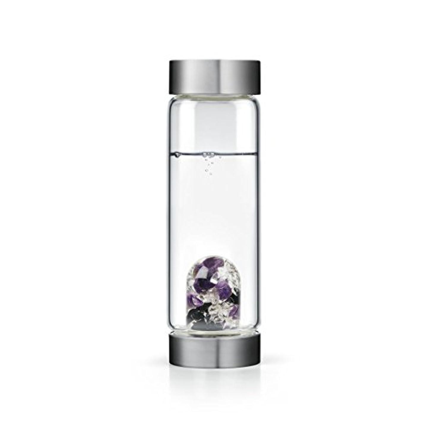 記念掃除表向きGuardian gem-waterボトルby VitaJuwel W / Freeカリフォルニアホワイトセージバンドル 16.9 fl oz