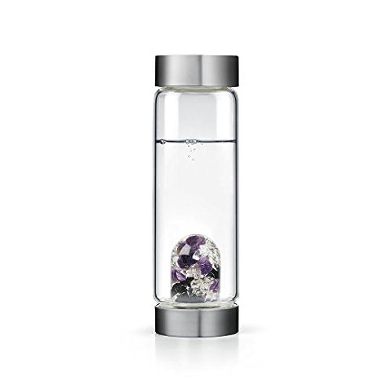 がっかりする提供怖がって死ぬGuardian gem-waterボトルby VitaJuwel W / Freeカリフォルニアホワイトセージバンドル 16.9 fl oz