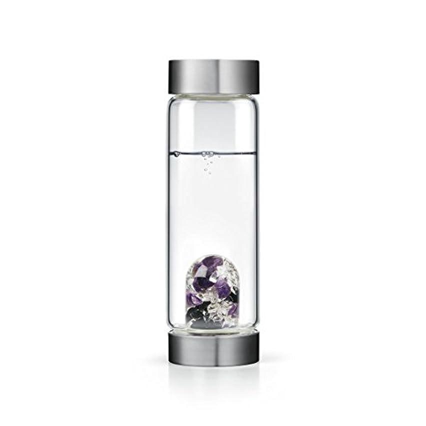 オーバーヘッドさまよう用語集Guardian gem-waterボトルby VitaJuwel W / Freeカリフォルニアホワイトセージバンドル 16.9 fl oz