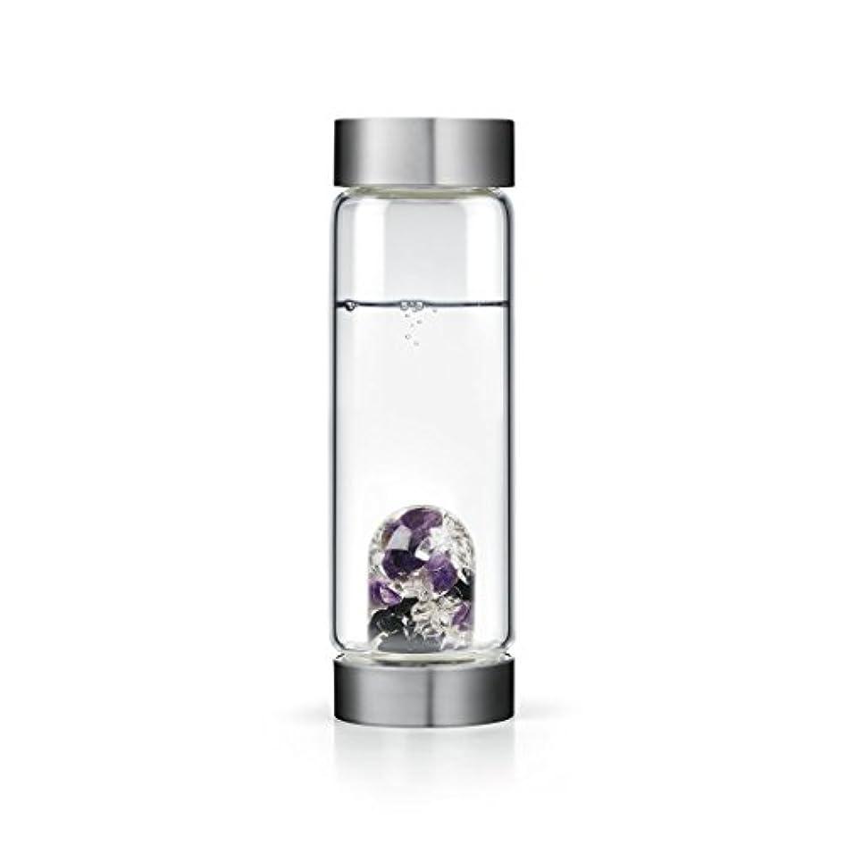 予見する楽しい速記Guardian gem-waterボトルby VitaJuwel W / Freeカリフォルニアホワイトセージバンドル 16.9 fl oz