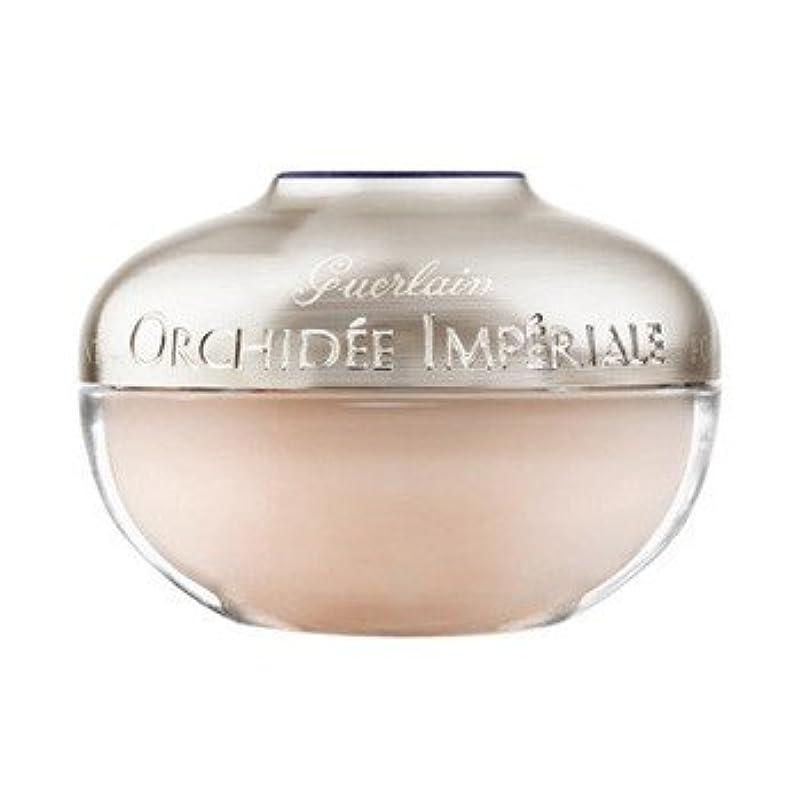 真珠のようなトライアスロンチョコレートゲラン(GUERAIN) オーキデ アンペリアル クリーム ファンデーション 02ベージュクレール 30ml/1fl.oz[並行輸入品]