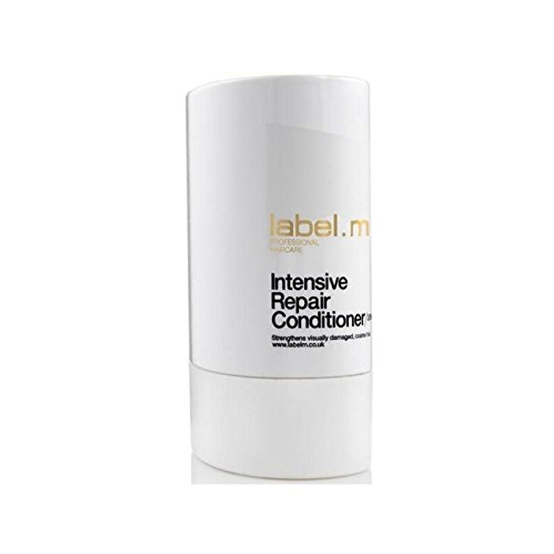 光の破壊する休戦Label.M Intensive Repair Conditioner (300ml) (Pack of 6) - .の集中リペアコンディショナー(300ミリリットル) x6 [並行輸入品]