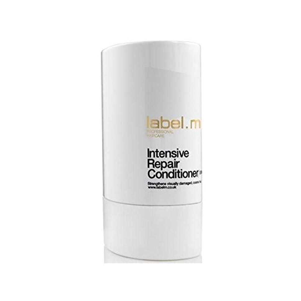 マリン病気のナースLabel.M Intensive Repair Conditioner (300ml) - .の集中リペアコンディショナー(300ミリリットル) [並行輸入品]
