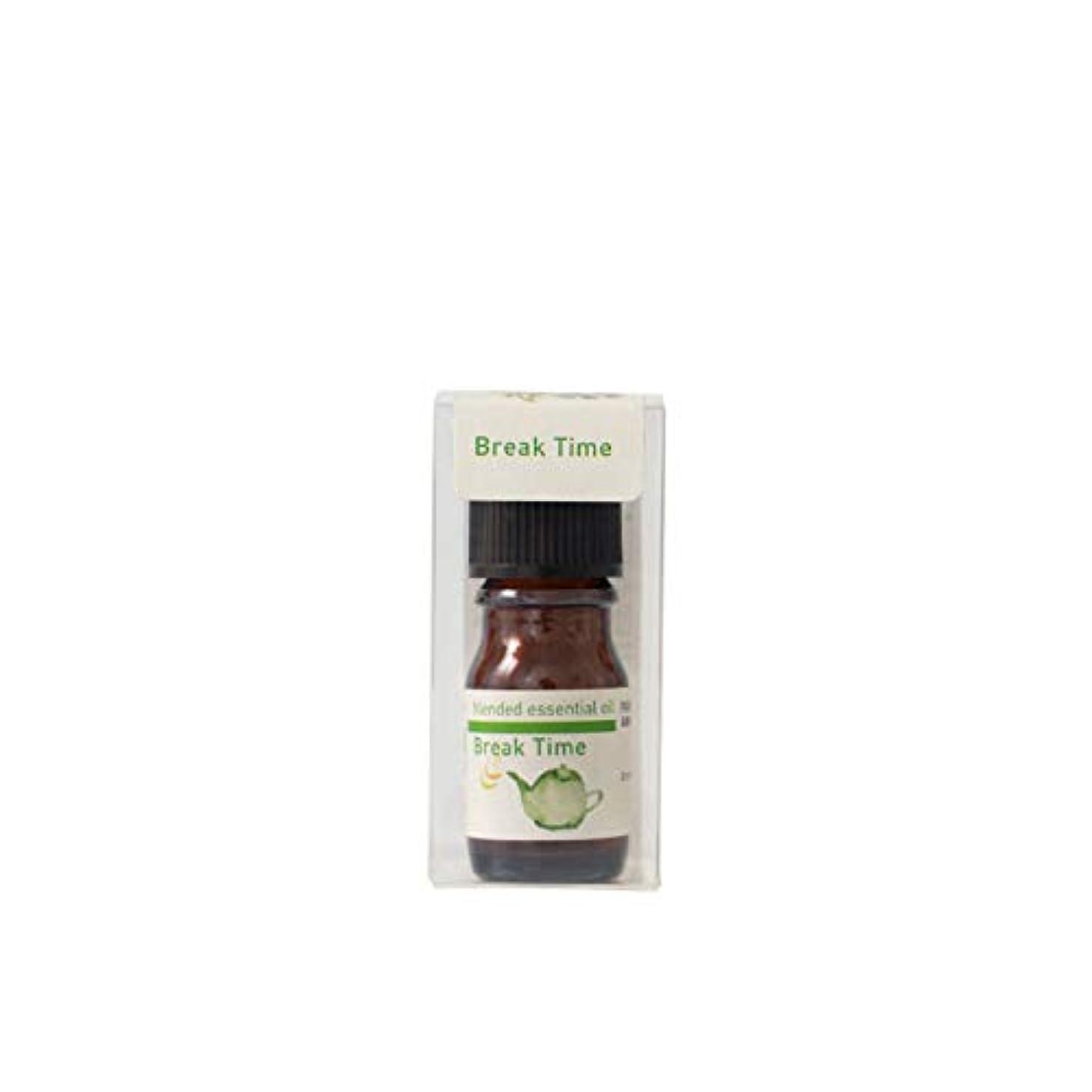 レジインデックス軽く生活の木 ブレンドエッセンシャルオイル ブレイクタイム 5ml
