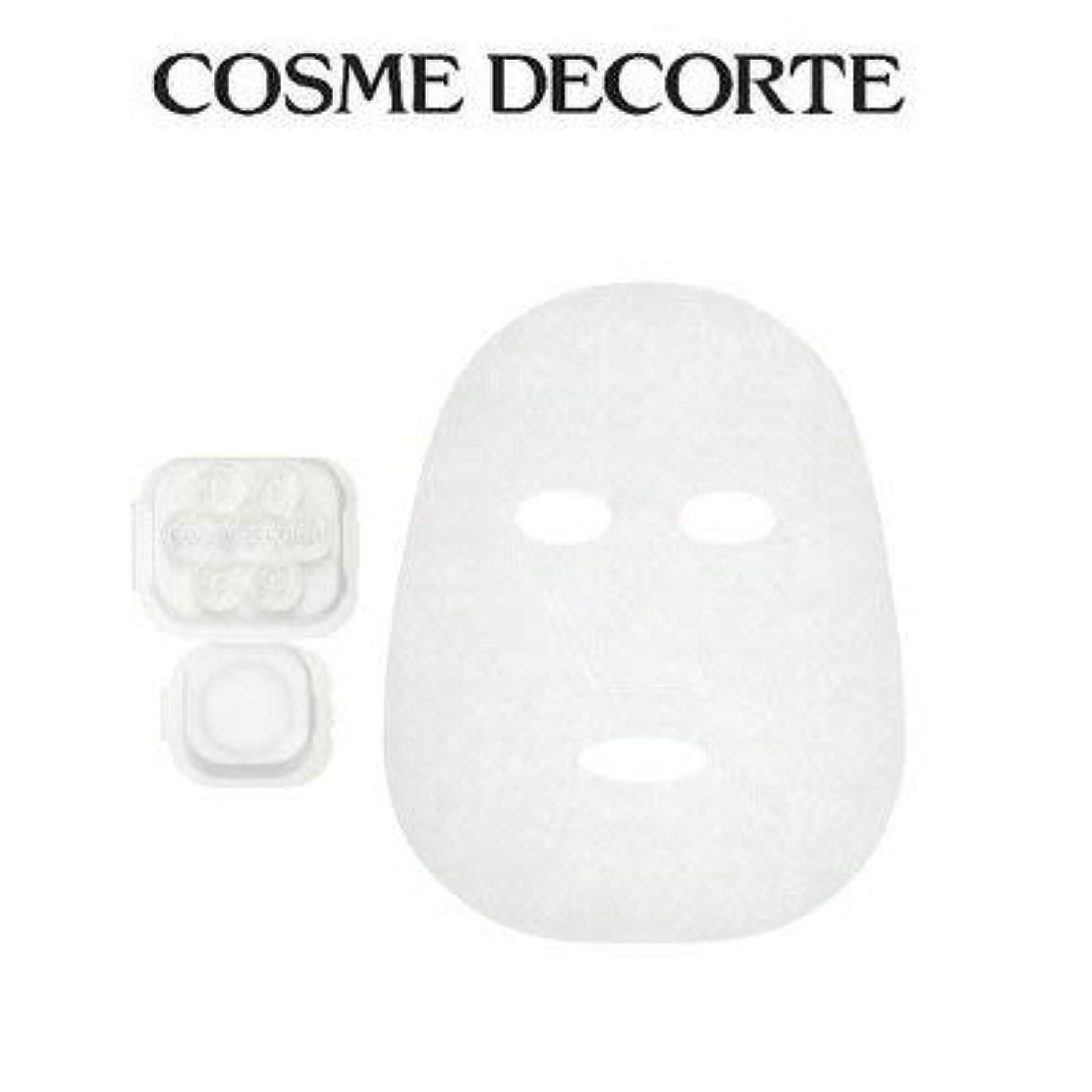 同様の付属品矛盾コーセー コスメデコルテ ローションマスク 14個入