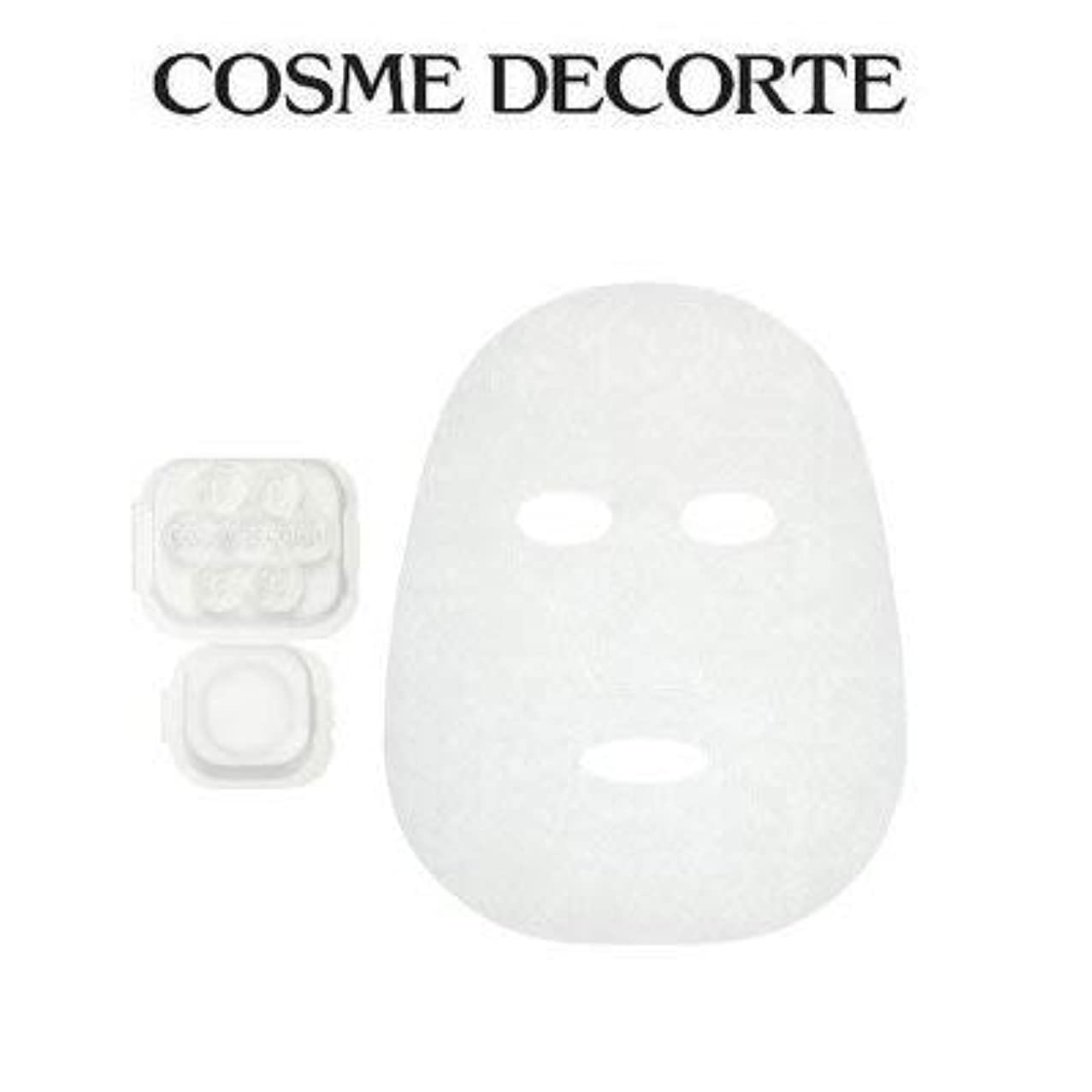 マイコン代替バイオレットコーセー コスメデコルテ ローションマスク 14個入
