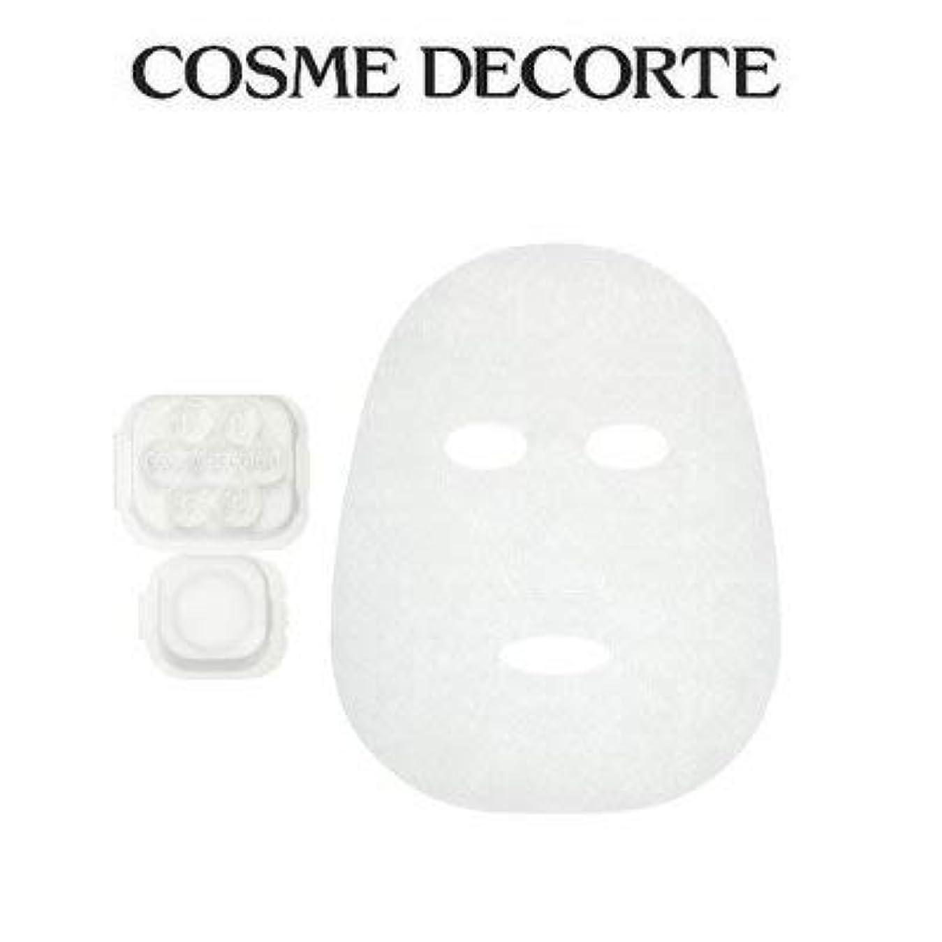 シマウマ証言告発者コーセー コスメデコルテ ローションマスク 14個入
