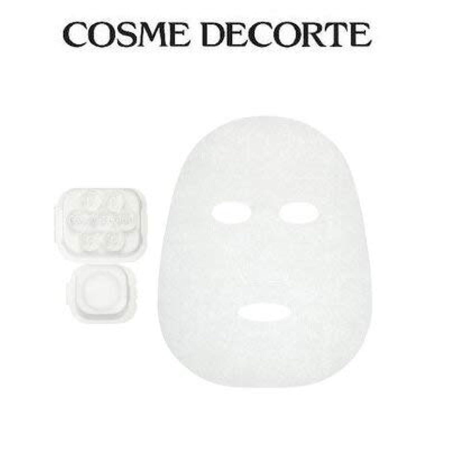 サイレント提供小包コーセー コスメデコルテ ローションマスク 14個入