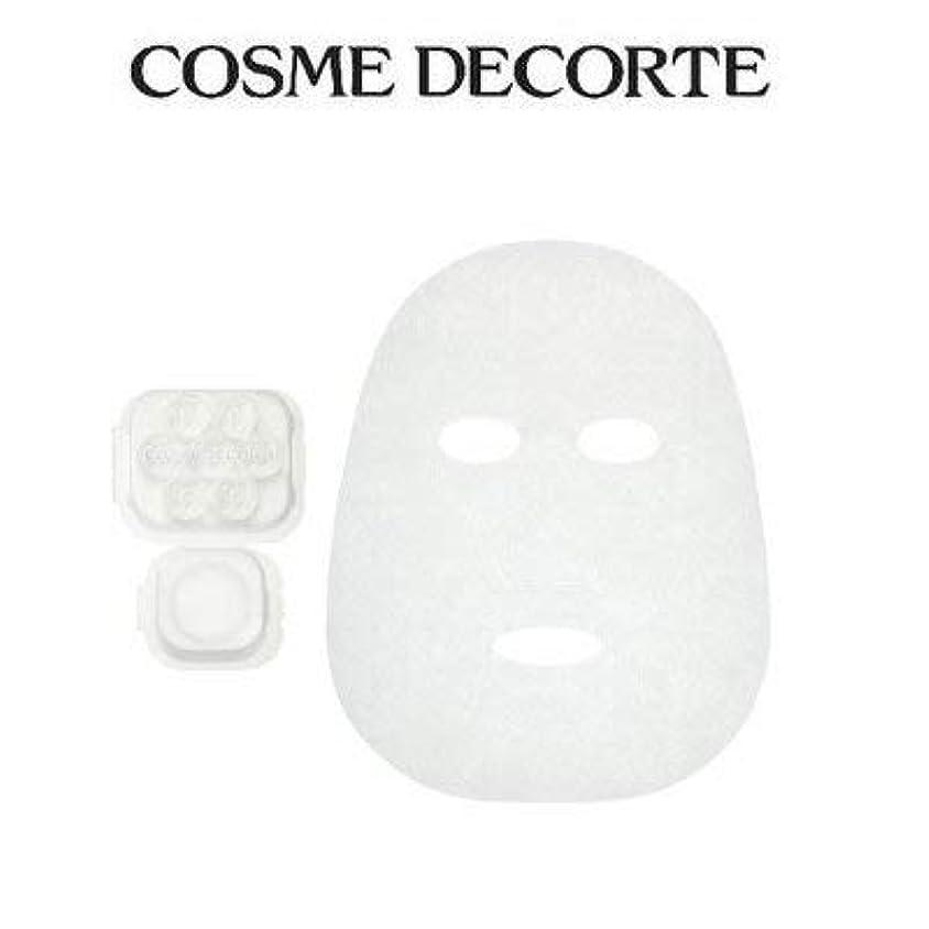眼めんどり浪費コーセー コスメデコルテ ローションマスク 14個入