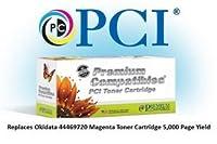 Premium Compatibles 44469720-PCI PCI Okidata 44469720 MC561 Magenta Toner Cartridge 5K Average Page Yield by PREMIUM COMPATIBLES INC.